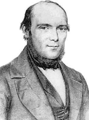 German chess master Adolf Anderssen was considered to be the strongest chess player.