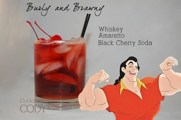 """Burly and Brawny"""