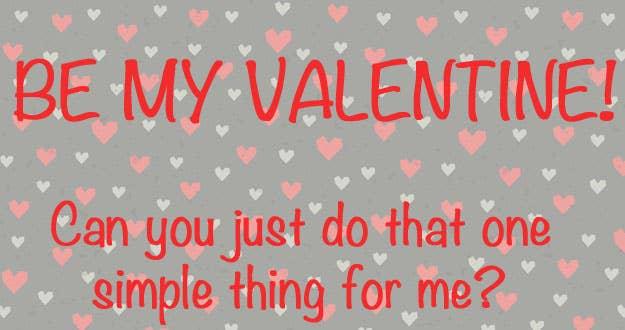 15 Passive Aggressive Valentine\'s Day Cards