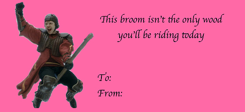 the 18 best valentines day cards for the harry potter addict in