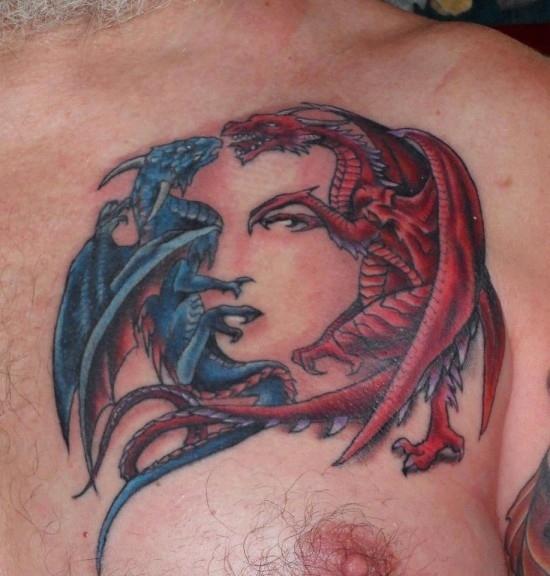 18 optical illusion tattoos that will make you take a