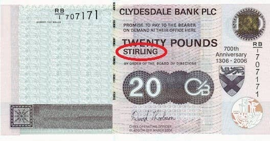 Subtly renaming the currency after a major castle in Scotland would not only smooth the path to monetary independence but also really annoy the Queen.