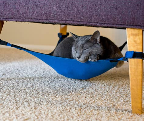 Fits under virtually any chair. Buy it here.