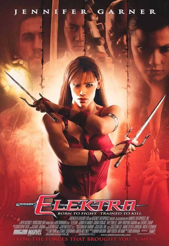 A semi sequel to the much superior Daredevil, the film finds the recently returned from the dead Elektra (Jennifer Garner) training to become a ninja . Expelled from the order due to her rage, Elektra strives to cleanse her soul but also to save a young girl who has been discovered as a martial arts prodigy. The worst thing about Elektra is how much of a missed opportunity it is; Garner is as always fantastic and some of the characters are genuinely brilliant (such as the reimaging of Typhoid Mary). Sadly the story is rubbish and it all feels so boring and a massive let down. It is a crying shame as the pieces are all there; it just needed a better story and much more oomph to it.