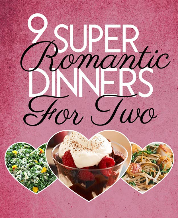 9 super romantic dinners for two share on facebook share forumfinder Gallery