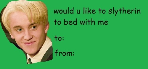 10. For The Malfoy Girls: