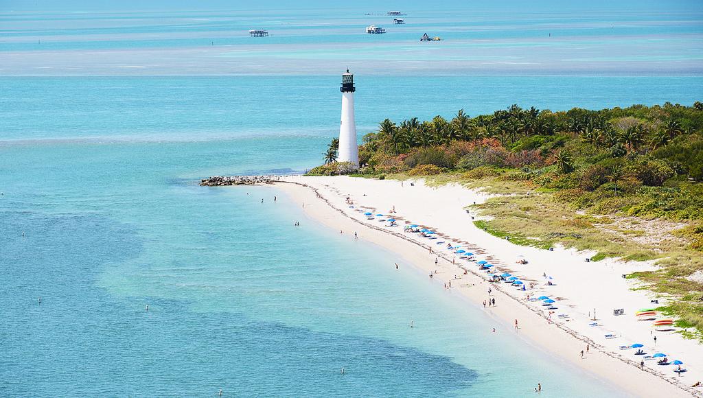 Boca Chita Key Harbor, Biscayne National Park, Florida бесплатно