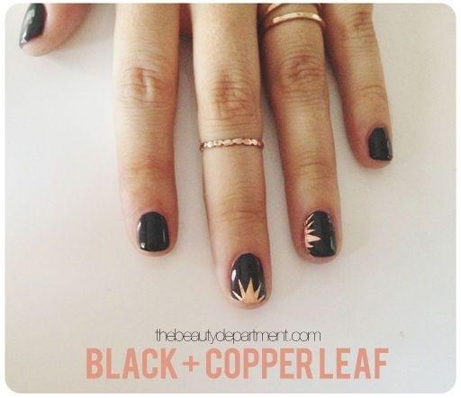 Or copper.