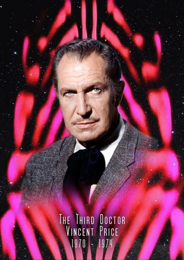 The show débuts in colour (or should that be color?) for the first time as the Doctor is exiled to Earth; now in the form of horror icon Vincent Price. Price hams the role up as a scientific madman aiding the U.S military in their constant battle against alien invasion!