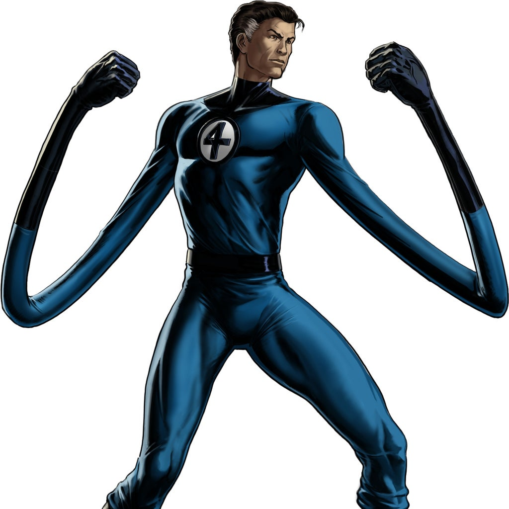 Reed Richards, aka Mr. Fantastic