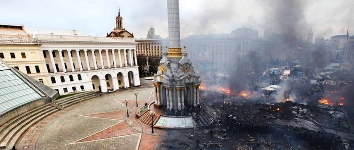 Ukraine's health ministry have declared that 75 people have died and 571 more have been injured in violence since Tuesday. Oleh Musiy, the head doctor for the opposition movement announced that 70 protesters died on Thursday. The interior ministry declared that three members of the police force were also killed on Thursday.