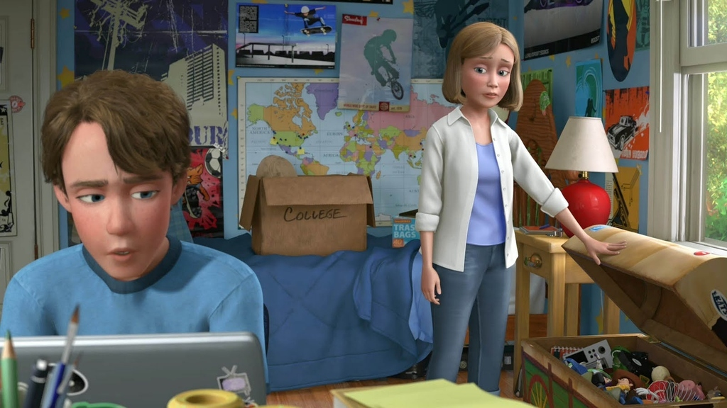 """This New Theory About """"Toy Story"""" Will Blow Your Mind"""