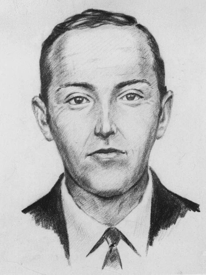One of America's most intriguing crimes took place in the skies above the country. On November 21st 1971, a well-dressed man going by the name Dan Cooper hijacked a flight from Portland to Seattle. Cooper courteously told flight crew he had a bomb, and demanded $200,000 and four parachutes.After the other passengers were traded for his ransom on the tarmac at Seattle, Cooper told the pilot to take off - before parachuting from the plane with his loot, never to be seen again. Though a portion of notes from the payoff was later found, the polite, skydiving hijacker's true identity has never been discovered.