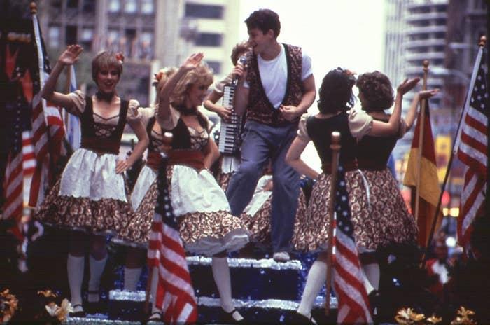 """Danke Schoen"" – Wayne Newton – Ferris Bueller's Day Off"