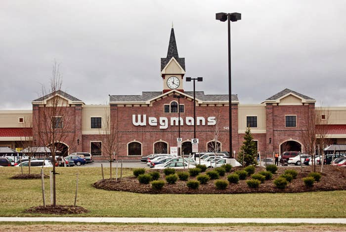 If you were in earshot of anyone even whispering about a trip to Wegman's you knew that this may be your only chance to get out of Alfred for the day...and you don't need anything, but you never miss an opportunity to pile in a car and go to the mecca of all supermarkets.