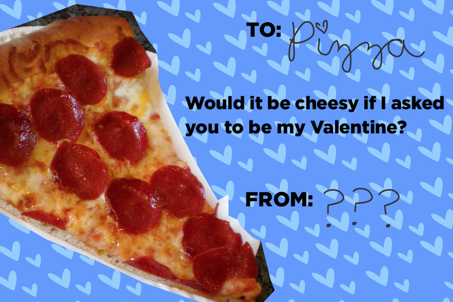 8 Valentines To Send To The Food You Love