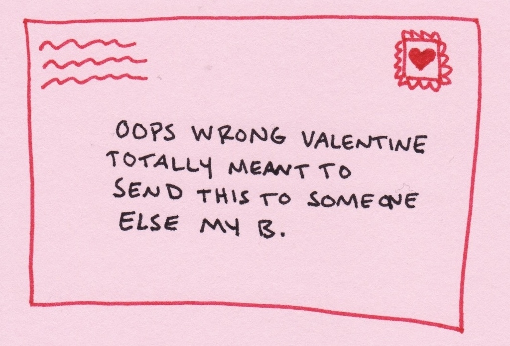Buzzfeed casual hook up valentines