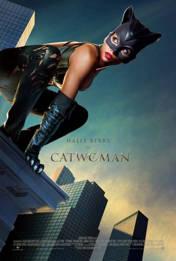 Whilst it took Warner Bros four films to ruin Batman, they somehow managed to kill off and piss all over Catwoman in just one! Halle Berry is fantastically miscast as made up Catwoman Patience Phillips, an artist who gains cat like powers after a near death experience. Having bad characterisation, no real story, a lack of strong characters and shite action sequences such as a badly CGIed Halle Berry bouncing around like a cat. Even her whip, Catwomans signature weapon, is CGI! Compare this to Michelle Pfeiffer, the previous Catwoman who learned how to use the whip like a pro. Avoid avoid avoid!