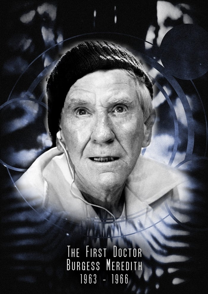 Known primarily for his roles as The Penguin in the 60s Batman series and Rocky Balboa's trainer, Mickey Goldmill, in the first three Rocky films Meredith made for an irascible, curmudgeonly yet warm and protective Doctor.