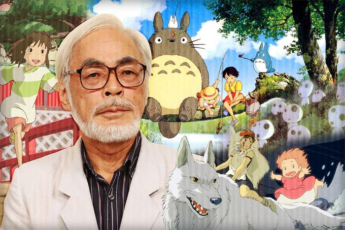The Greatest Living Animation Director Explains Why He S Retiring
