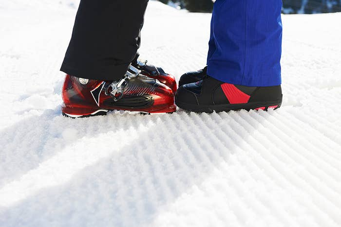 """Although many people associate the """"para"""" with """"paraplegic,"""" that's not the intention. In the Winter Games, there are 10 different impairment types for eligibility."""