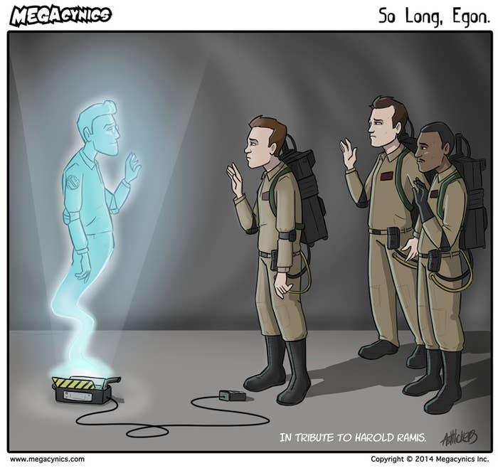 Image from the awesome webcomic Megacynics.