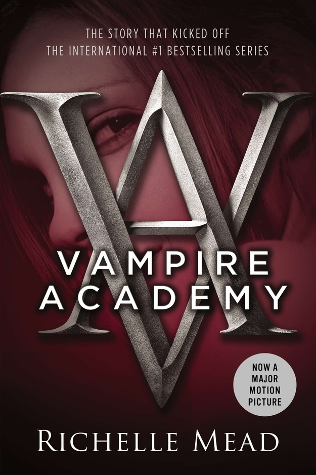 Image result for vampire academy book cover