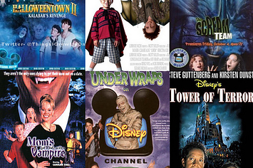 Top 10 Scary Disney Channel Original Movies