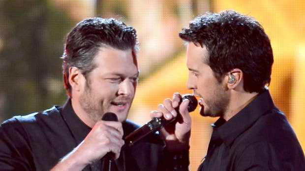 What sweet music these two make whenever they're onstage together!