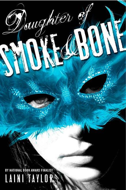 If you're looking for: A bad boy with a mysterious past.Try: The Daughter of Smoke and Bone by Laini Taylor