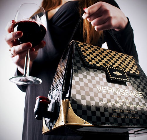 Black Friday shopping will never be the same once you sport this fashion accessory. Take this purse along with you to conquer the sale crowds who are too much to handle sober. Be careful though, with a purse like this, you'll surely be a target for muggers. Only $49.49 at Firebox.com