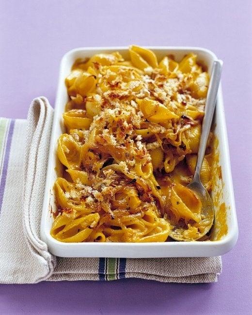 Solo llámalo macarrones con queso y ve qué pasa. Ve la receta aquí .