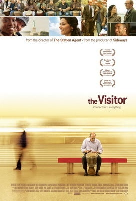 A professor finds an undocumented immigrant couple living in his New York City apartment and decides to let them stay. Richard Jenkins was nominated for an Academy Award in 2009 for his role as the professor, Walter.