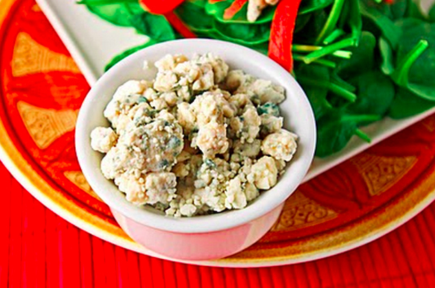 Vegan Blue Cheese