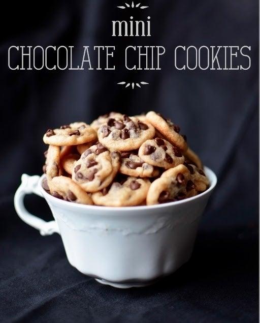 Teacup cookies! Recipe here.