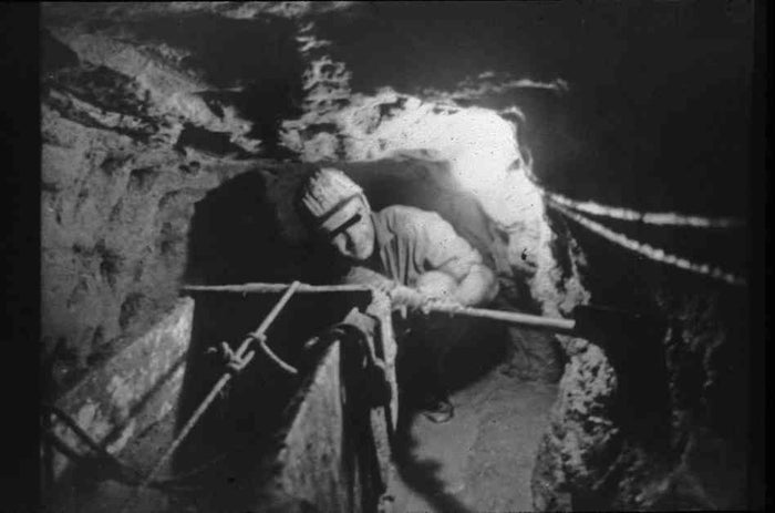 "Dozens of people crossed the German border through a number of underground tunnels that often took months to dig. More than 70 such tunnels have been discovered, 20 percent of which led to successful escapes. In 1962, about one-dozen retirees, led by an 81-year-old man, dug and escaped through what became known as the Seniorentunnel (""Senior Citizens' Tunnel"")."