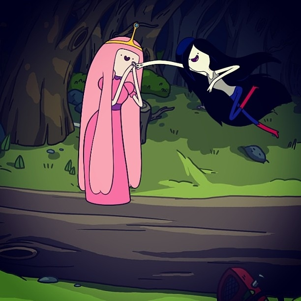 marceline lesbian singles Cartoons: adventure time with finn and jake fanfiction archive with over 9,402 stories come in to read, write, review, and interact with other fans  when marceline the vampire queen loses her memory-and thus, her identity-her friends scramble to try to help her figure out who she is especially troubled by marceline's lack of memories,.