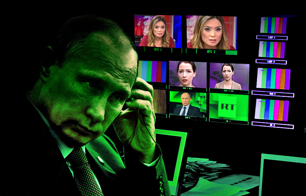 How The Truth Is Made At Russia Today