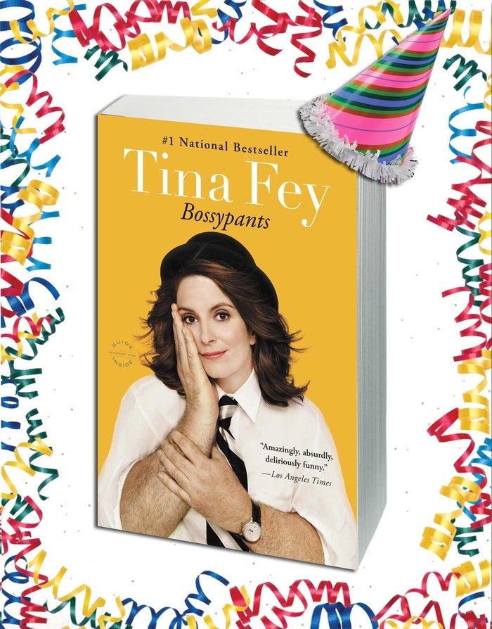 Today, we celebrate. With gifs. 30 fantastic, celebratory Tina Fey gifs. Are you ready?