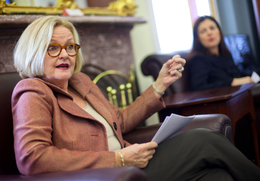 Clinton Ally Knocks Claire McCaskill Over Sexual Assault Bill