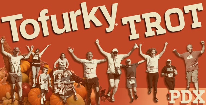 Leave it to Portland to have a vegan-friendly version of the traditional Thanksgving Day Turkey Trot. This 5k (3.1 miles) is a run, trot, or walk open to all levels of physical fitness, benefitting local groups that support a plant-based diet. Sign up here.