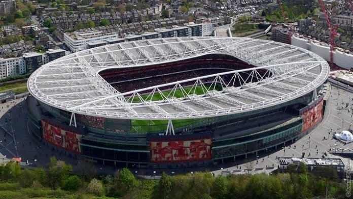 How we still pine for our beloved Highbury Stadium. Let's face it, Emirates Stadium as a building is pretty special, but it's still missing a few things. In order: Success, History, A proper name (Drayton Park), Acoustics.