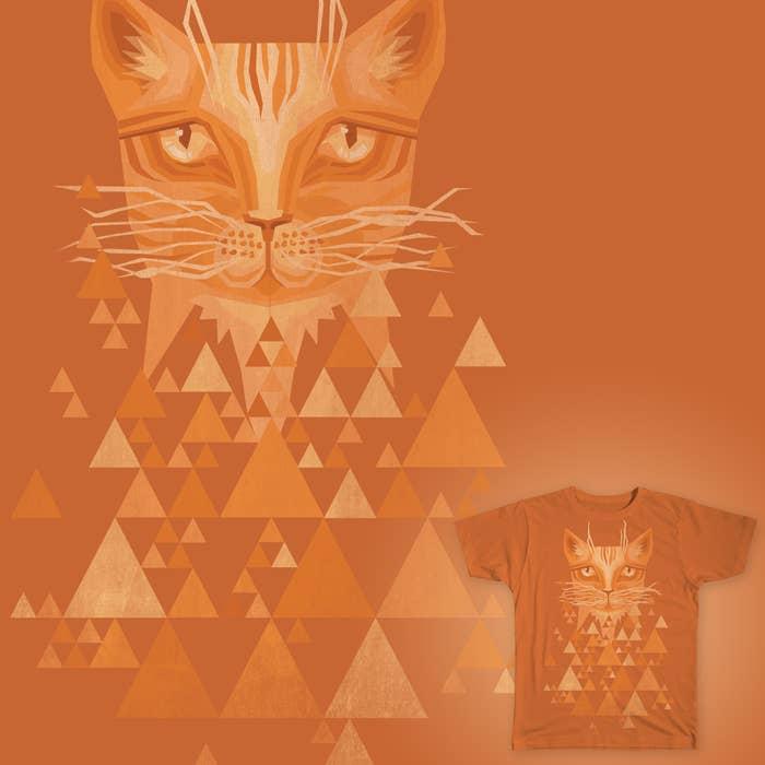 GEO CAT / Design by cbadams1