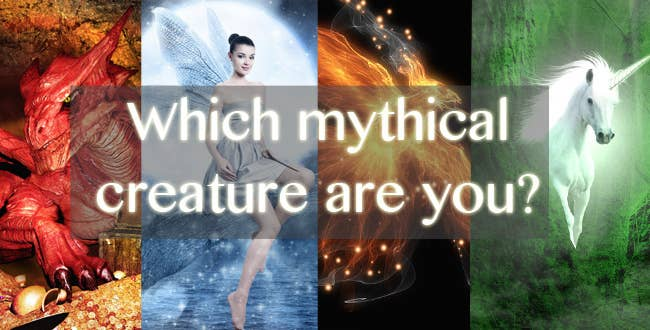 Which mythical creature are you share on facebook share solutioingenieria Image collections