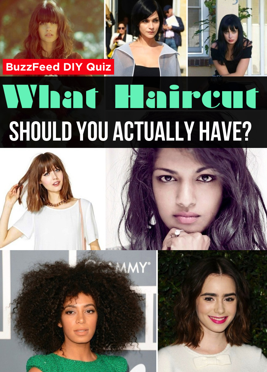 What Haircut Should You Actually Have?