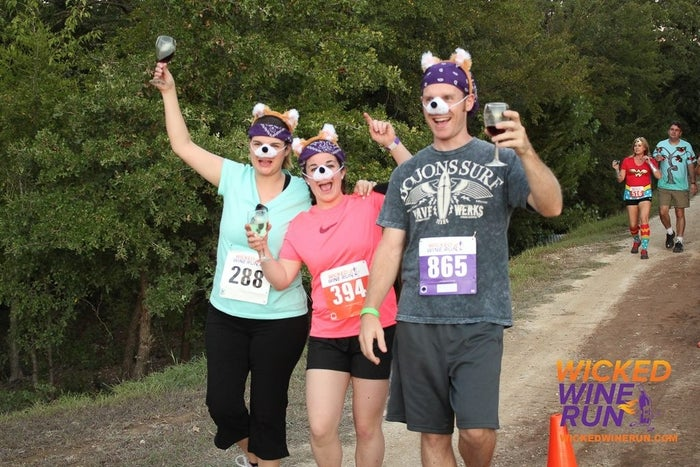 This laid-back track that started in several Texas vineyards includes a 5k run with celebratory vino or a 1k with four tastings along the way. Races coming soon to Colorado, Missouri, Tennessee and NYC. Costumes and fun are encouraged, wine snobs are not. Sign up here.