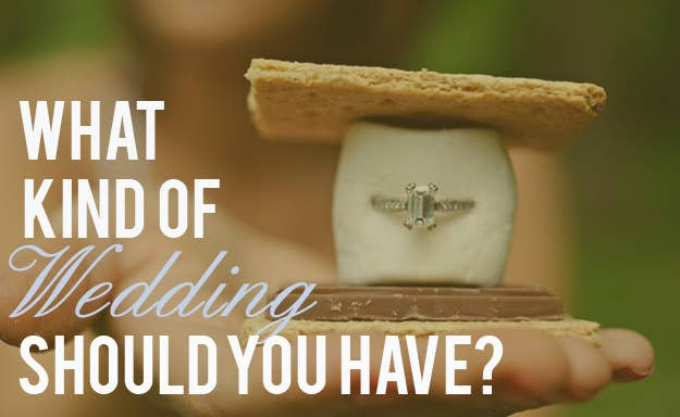 What Kind Of Wedding Should You Have