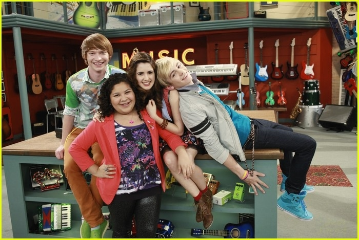 austin and ally when they start dating When austin listens to the song ally wrote that she thinks its about austin, he hates it before he was going to sing the song he tells her that he doesn't like it after that, they decided to hang out to find out what they like which doesn't go out well meanwhile, dez and trish has just realized that they have something in common.