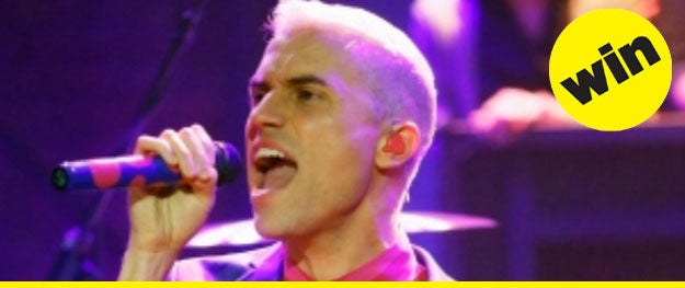 """Neon Trees' Tyler Glenn comes out as gay in """"Rolling Stone"""" this week—a brave move for the lifelong Mormon! - [Rolling Stone]"""