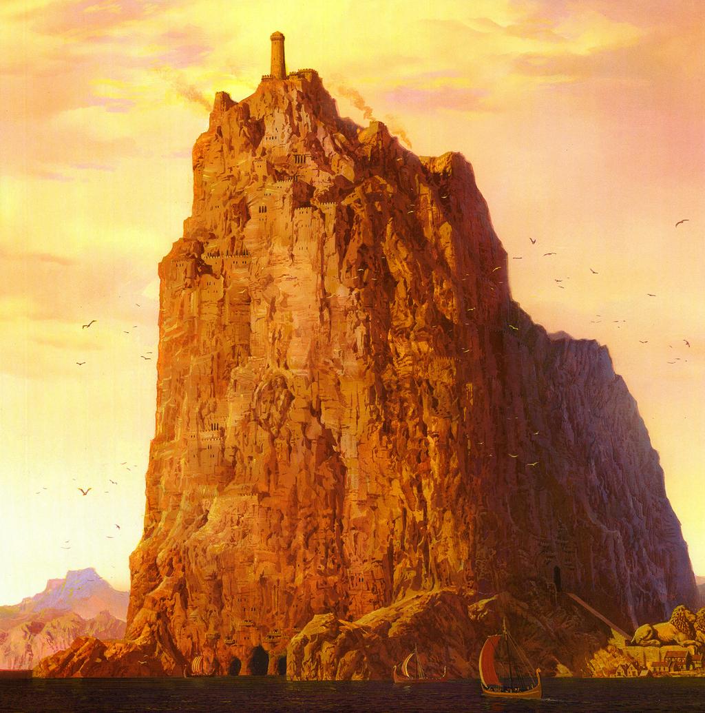 castle rock as a symbol